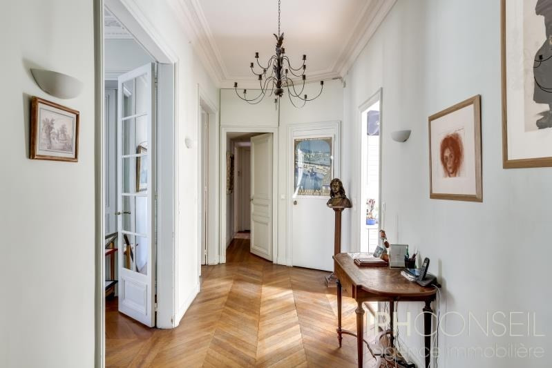 Deluxe sale apartment Neuilly sur seine 1790000€ - Picture 4