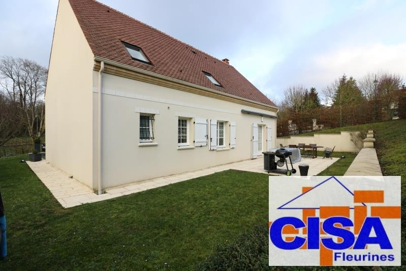 Vente maison / villa Fleurines 395 000€ - Photo 2