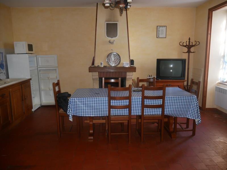 Vente maison / villa St vincent sur jard 176800€ - Photo 8