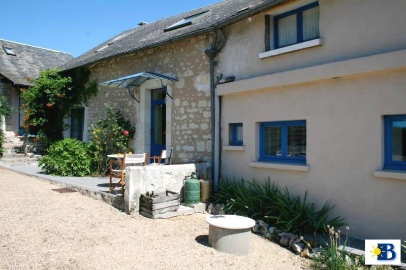 Vente maison / villa Oyre 206700€ - Photo 2