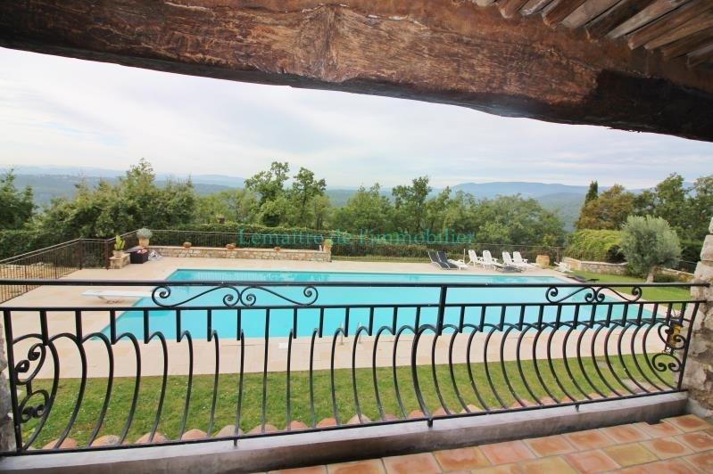Vente de prestige maison / villa Saint cezaire sur siagne 990000€ - Photo 14