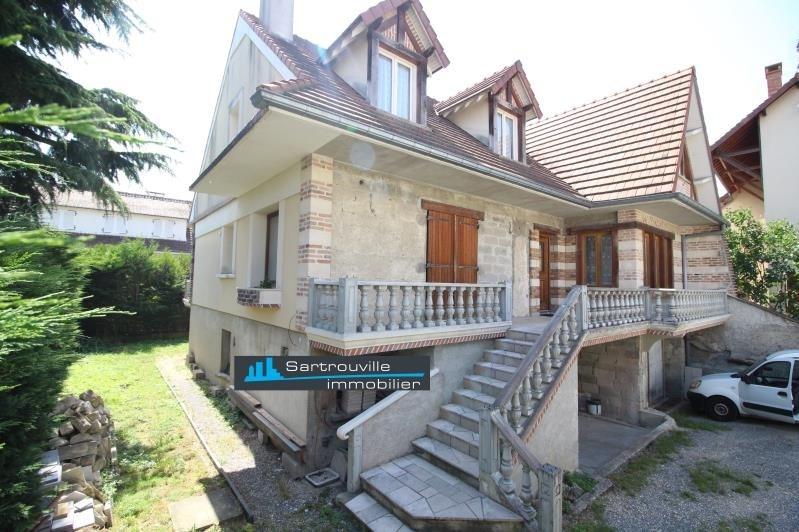 Sale house / villa Sartrouville 515000€ - Picture 1