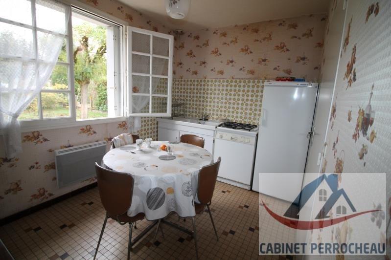 Sale house / villa La chartre sur le loir 79000€ - Picture 5