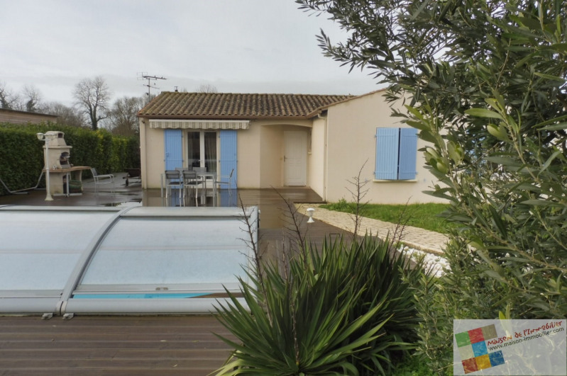 Vente maison / villa Saint georges de didonne 309750€ - Photo 1