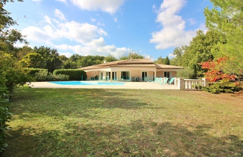 Vente de prestige maison / villa Saint cezaire sur siagne 571000€ - Photo 2