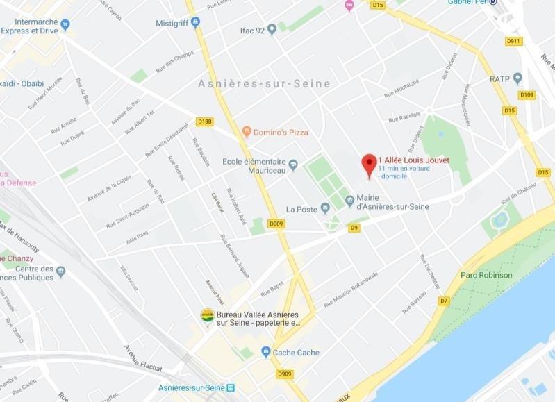 Sale apartment Asnieres sur seine 170000€ - Picture 2