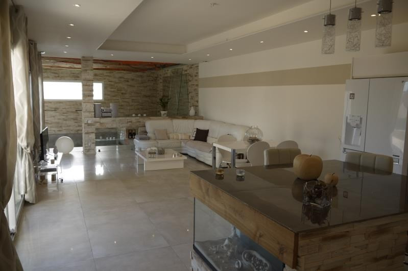 Vente maison / villa Reventin vaugris 438 000€ - Photo 7
