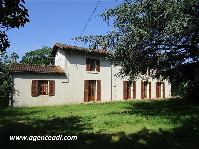 Vente maison / villa 10 kms st maixent l ecole 148720€ - Photo 1