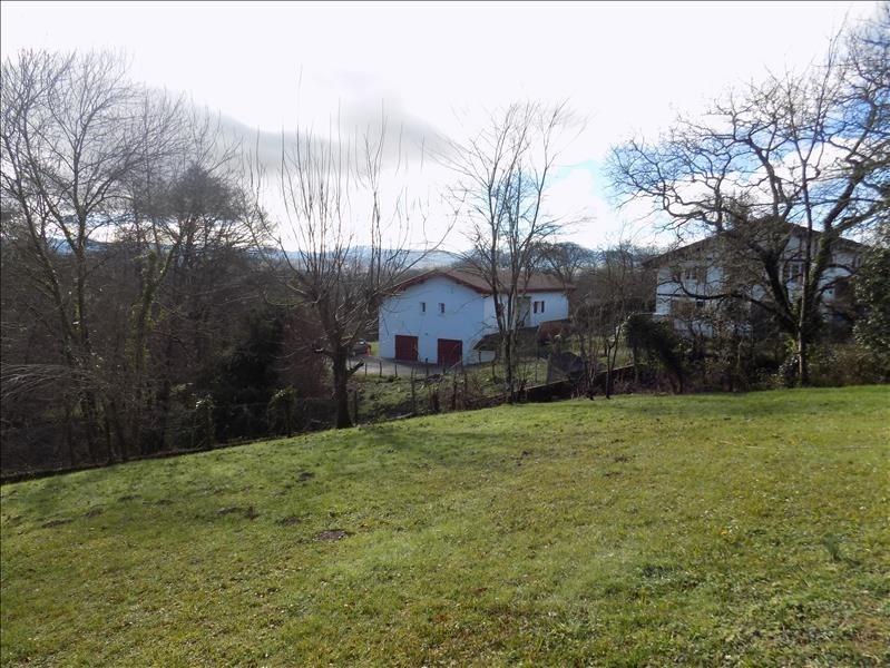 Vente terrain St pee sur nivelle 145000€ - Photo 1