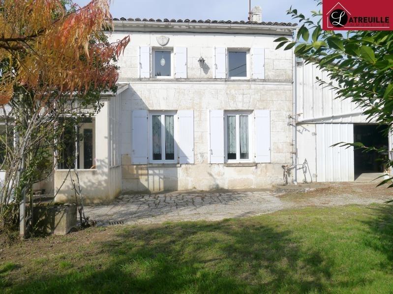 Sale house / villa St palais de phiolin 117700€ - Picture 1