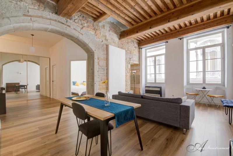 Deluxe sale apartment Lyon 2ème 665000€ - Picture 2