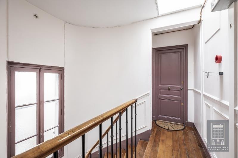 Sale apartment Paris 18ème 330000€ - Picture 7