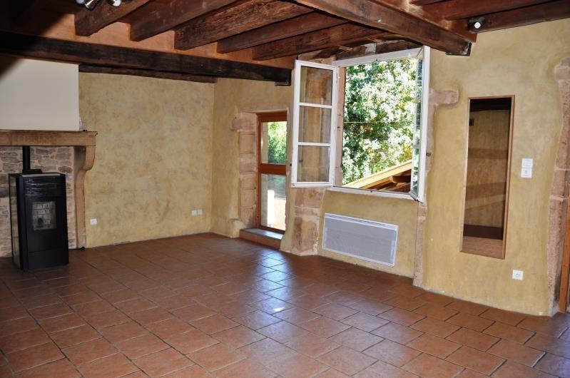 Vente maison / villa Liergues 225000€ - Photo 2