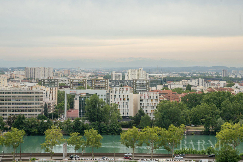 Lyon 2 - Confluence - 47 sqm apartment with terrace - 1 bedroom
