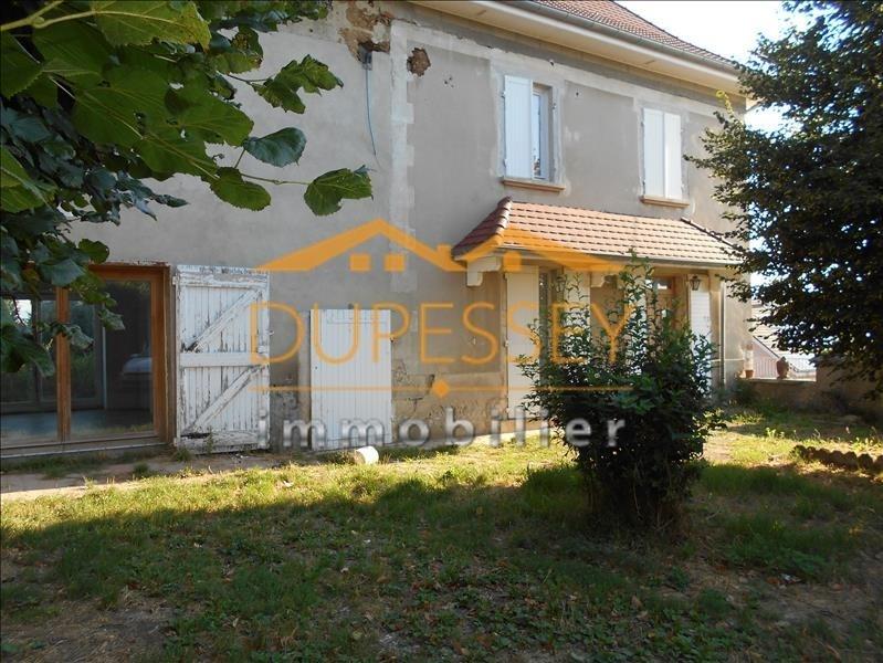Sale house / villa Chimilin 255000€ - Picture 1