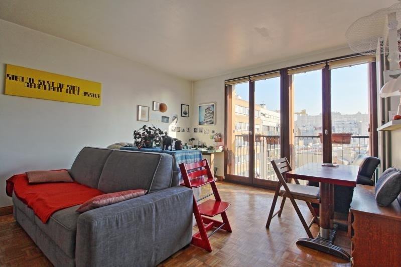 Vente appartement Paris 20ème 426400€ - Photo 2