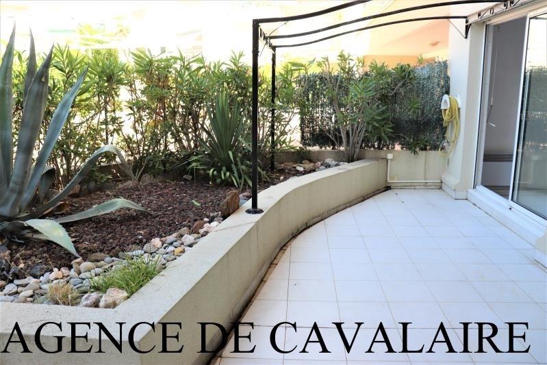 Vente appartement Cavalaire sur mer 199000€ - Photo 1