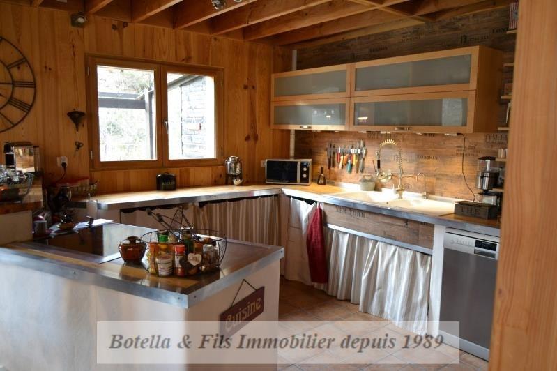 Vente maison / villa Les vans 398000€ - Photo 4