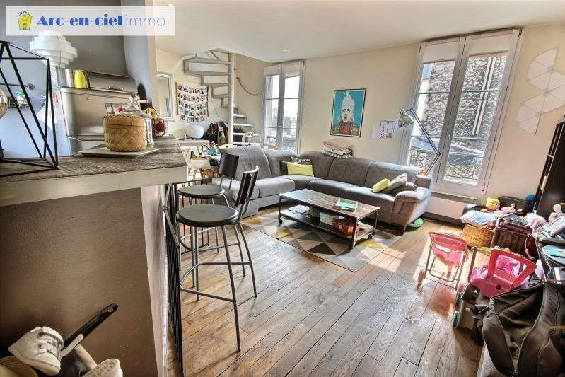 Vendita appartamento Paris 18ème 549000€ - Fotografia 3