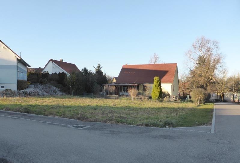 Vente terrain Seltz 70000€ - Photo 1