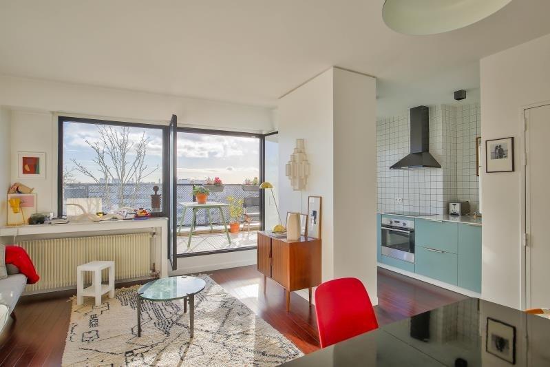 Rental apartment Paris 16ème 2750€ CC - Picture 9