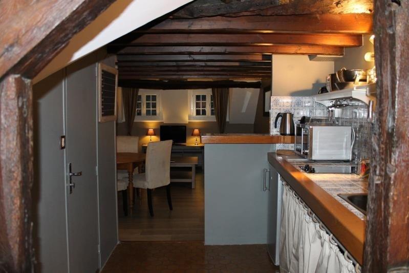 Sale apartment Honfleur 132000€ - Picture 3