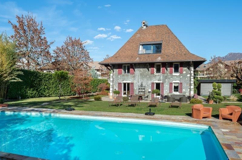 Vente de prestige maison / villa Saint jorioz 3050000€ - Photo 5