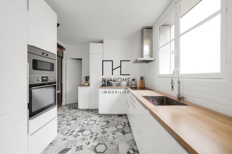 Venta de prestigio  apartamento Paris 17ème 1395000€ - Fotografía 4