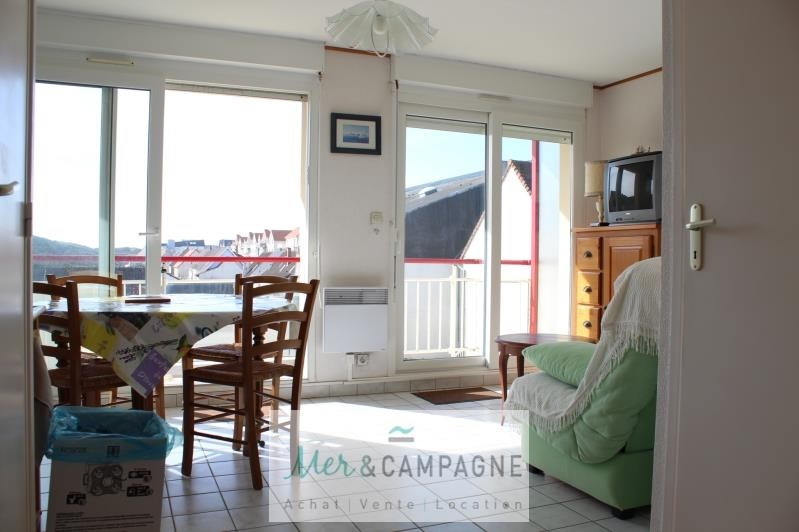 Vente appartement Fort mahon plage 129 000€ - Photo 2