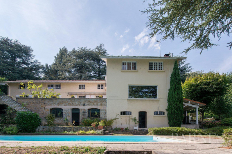 Deluxe sale house / villa Saint-cyr-au-mont-d'or 1380000€ - Picture 2