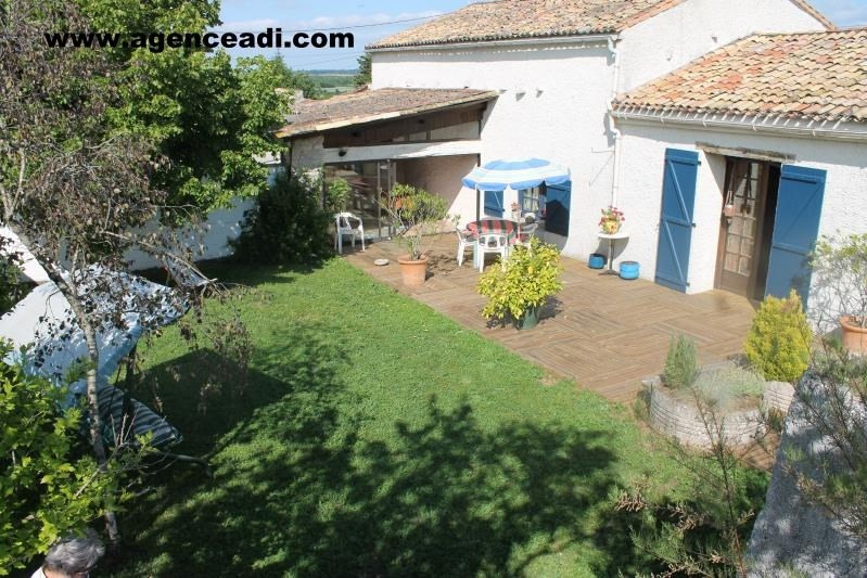 Vente maison / villa Bougon 149 700€ - Photo 1
