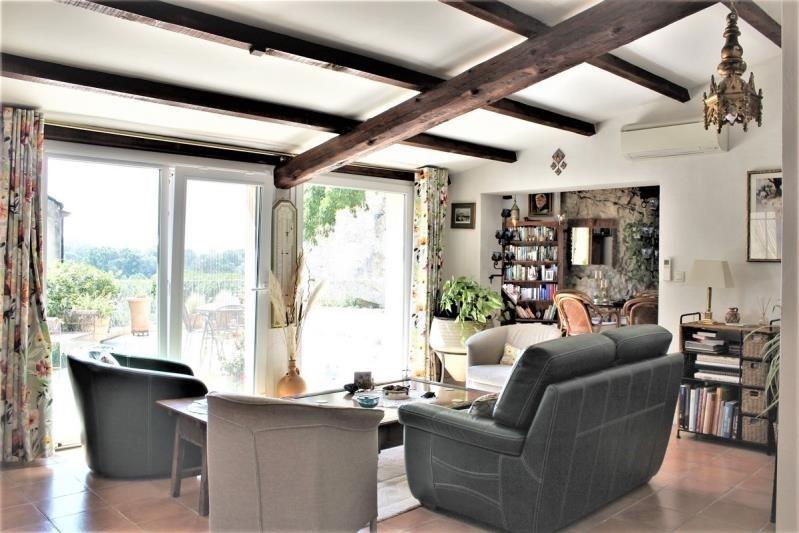 Vente de prestige maison / villa Villeneuve les avignon 670000€ - Photo 3
