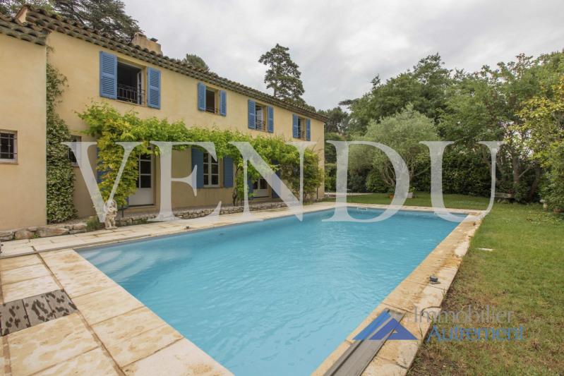 Verkauf von luxusobjekt haus Aix-en-provence 1390000€ - Fotografie 1