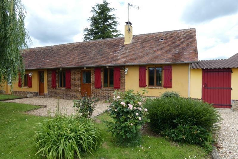 Sale house / villa Conches en ouche 137000€ - Picture 1