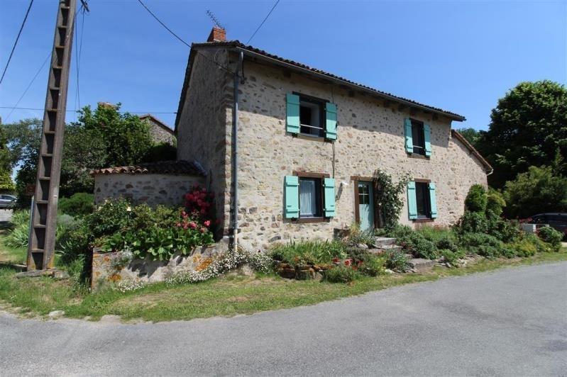 Vente maison / villa Jourgnac 211000€ - Photo 1