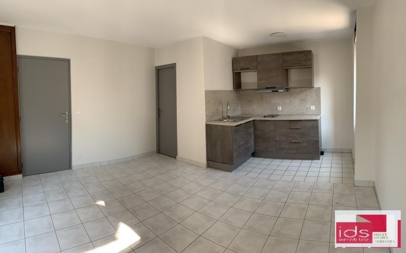 Locação apartamento Pontcharra 399€ CC - Fotografia 1