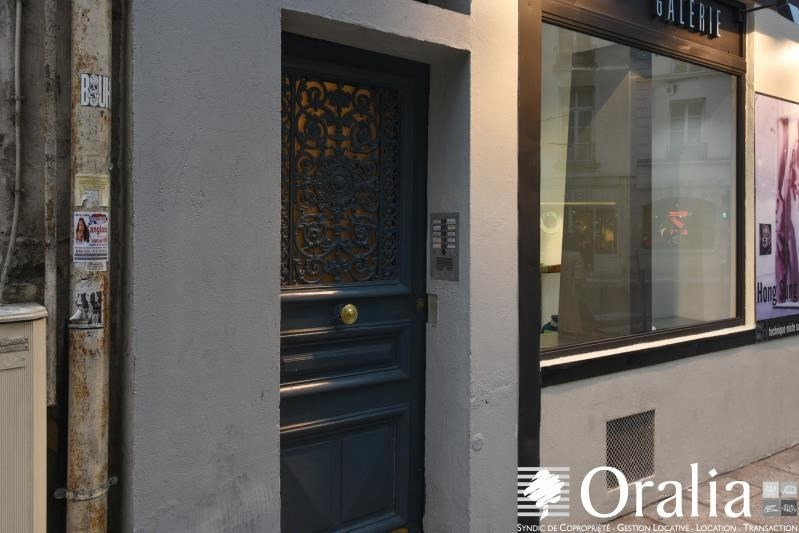 Vente appartement Paris 3ème 420000€ - Photo 9