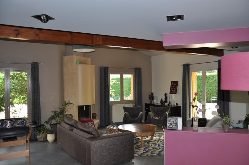 Vente maison / villa St germain sur l arbresle 495000€ - Photo 8
