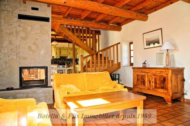 Verkoop  huis Goudargues 294000€ - Foto 9