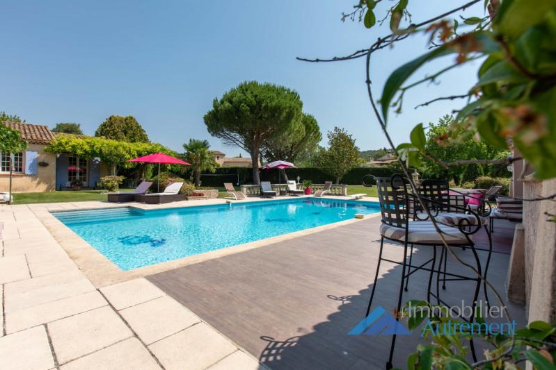 Immobile residenziali di prestigio casa Simiane-collongue 890000€ - Fotografia 6