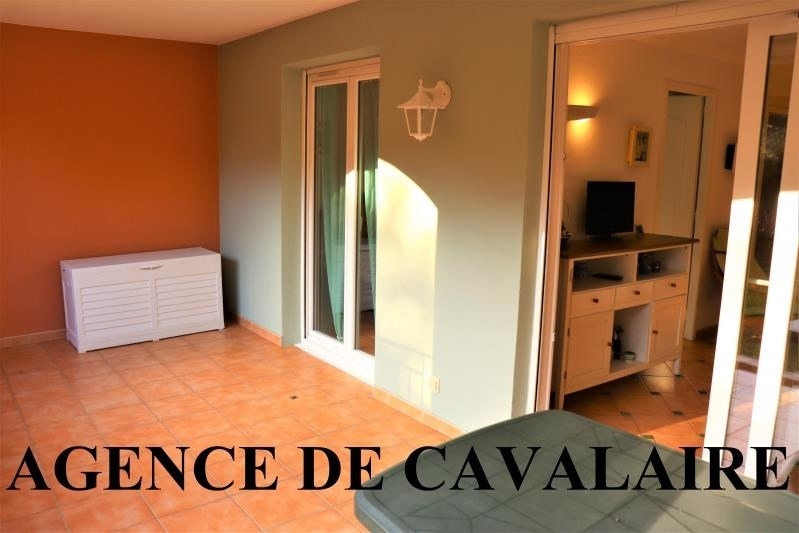Sale apartment Cavalaire sur mer 254 000€ - Picture 1