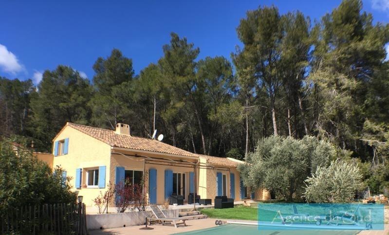 Vente de prestige maison / villa La bouilladisse 699000€ - Photo 1