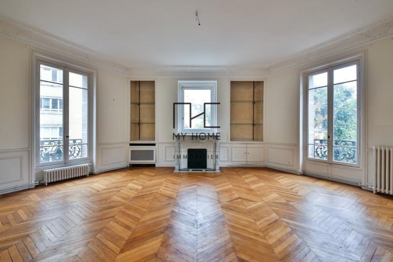 Immobile residenziali di prestigio appartamento Paris 8ème 2290000€ - Fotografia 5