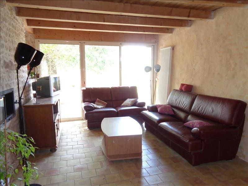 Vente maison / villa La mothe st heray 176500€ - Photo 4
