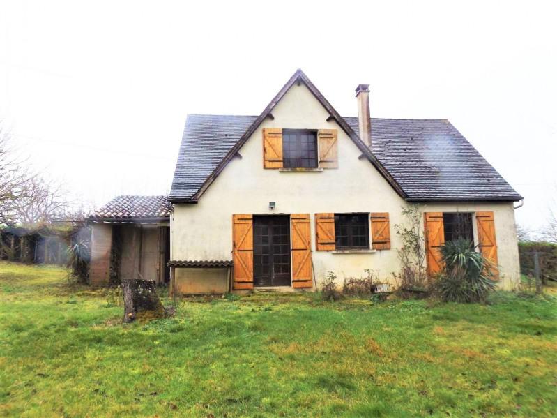 Vente maison / villa Saint-pompont 169000€ - Photo 2