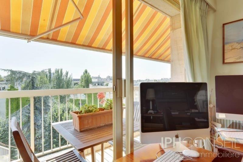 Vente de prestige appartement Neuilly sur seine 1450000€ - Photo 8