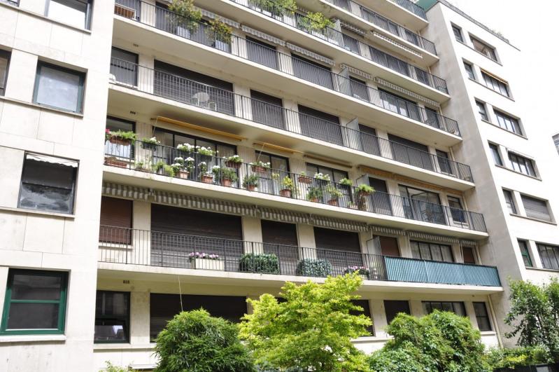 Vente appartement Paris 16ème 640000€ - Photo 1