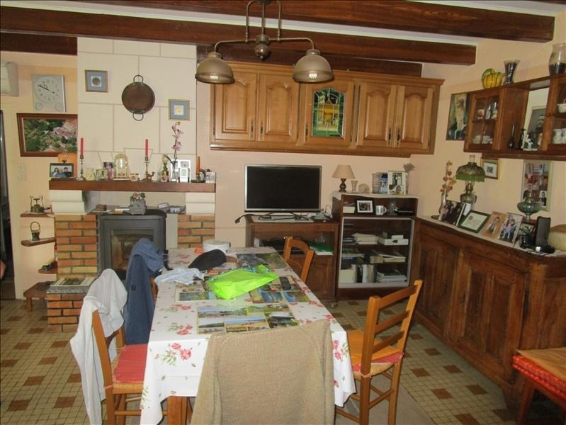 Vente maison / villa Pamproux 117 600€ - Photo 4