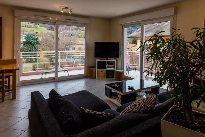 Sale apartment Villaz 535000€ - Picture 2
