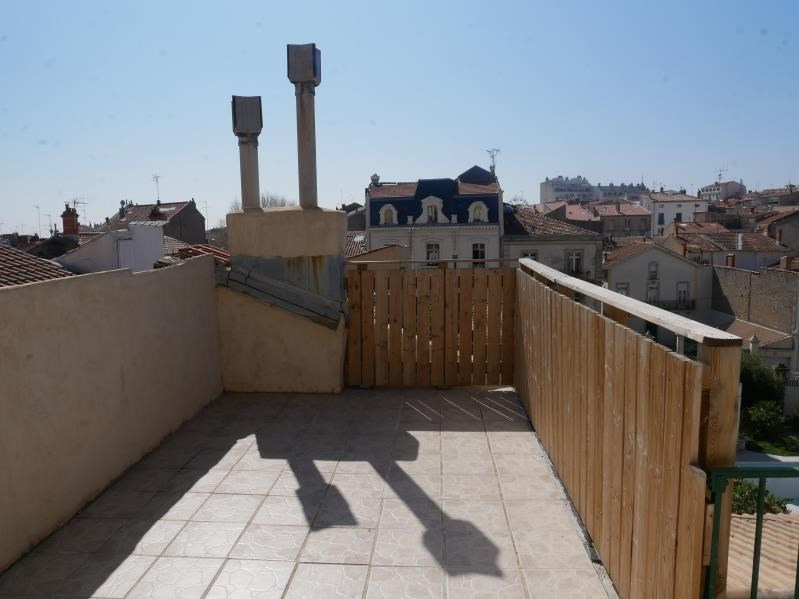 Sale apartment Beziers 140 000€ - Picture 1